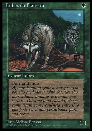 Lobos da Floresta / Timber Wolves