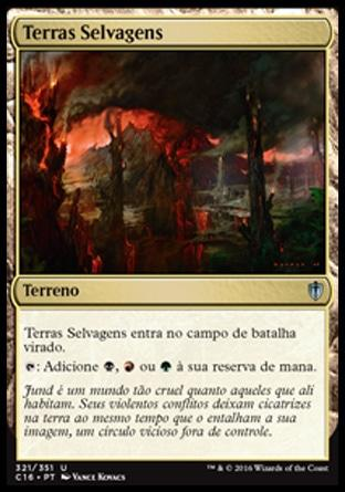 Terras Selvagens / Savage Lands