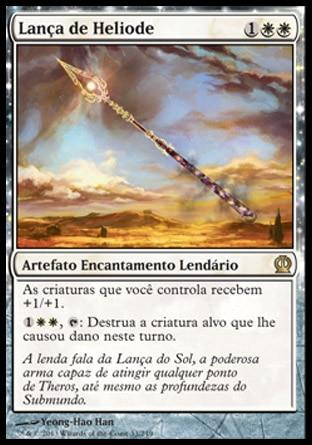 Lança de Heliode / Spear of Heliod