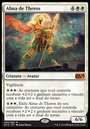 Alma de Theros / Soul of Theros