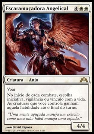 Escaramuçadora Angelical / Angelic Skirmisher