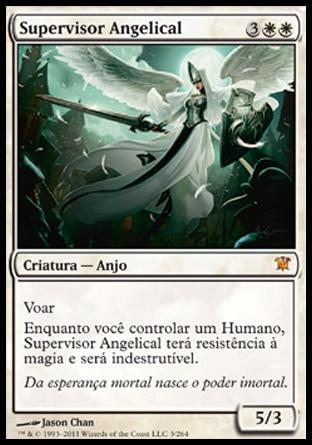 Supervisor Angelical / Angelic Overseer