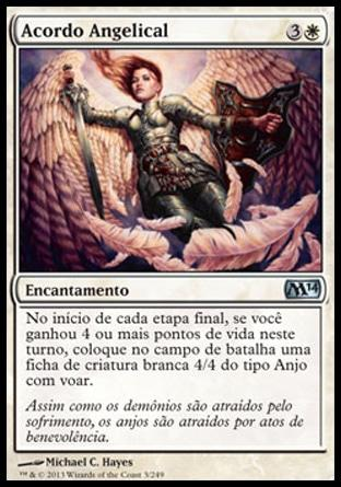 Acordo Angelical / Angelic Accord