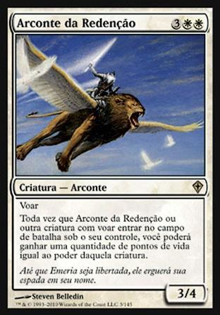 Arconte da Redenção / Archon of Redemption