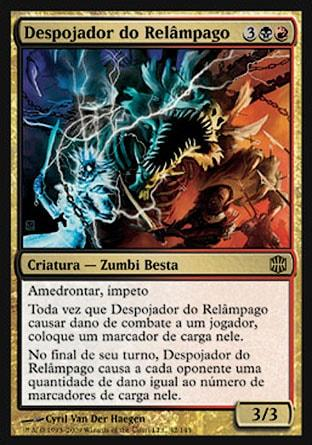 Despojador do Relâmpago / Lightning Reaver