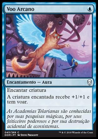 Voo Arcano / Arcane Flight