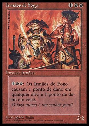 Irmãos do Fogo / Brothers of Fire