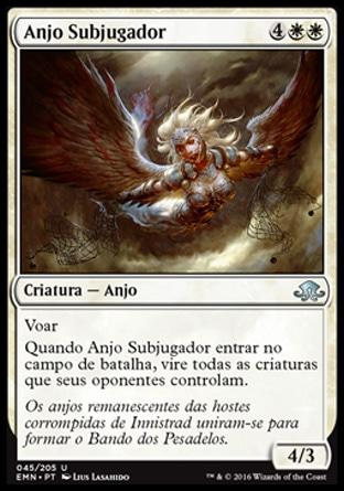 Anjo Subjugador / Subjugator Angel