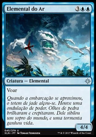 Elemental do Ar / Air Elemental