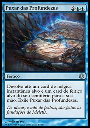 Puxar das Profundezas / Pull from the Deep