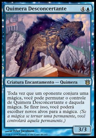 Quimera Desconcertante / Perplexing Chimera