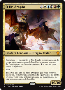 O Ur-dragão / The Ur-Dragon