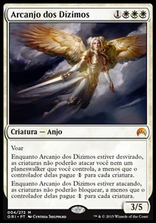 Arcanjo dos Dízimos / Archangel of Tithes