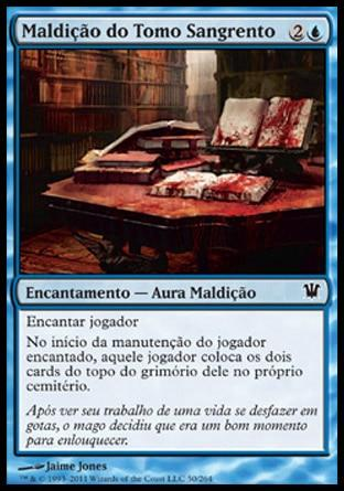 Maldição do Tomo Sangrento / Curse of the Bloody Tome