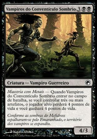 Vampiros do Conventículo Sombrio / Bleak Coven Vampires
