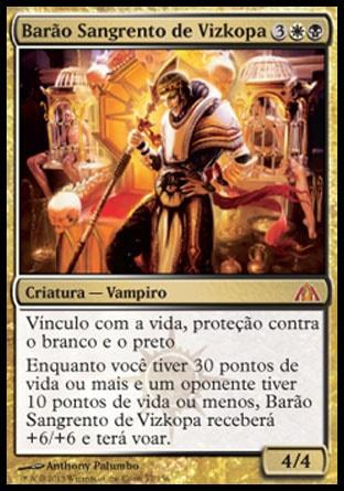 Barão Sangrento de Vizkopa / Blood Baron of Vizkopa