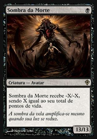 Sombra da Morte / Death's Shadow