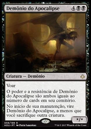 Demônio do Apocalipse / Apocalypse Demon