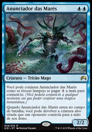 Anunciador das Marés / Harbinger of the Tides