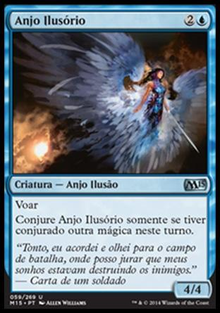 Anjo Ilusório / Illusory Angel