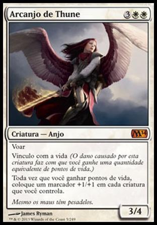 Arcanjo de Thune / Archangel of Thune