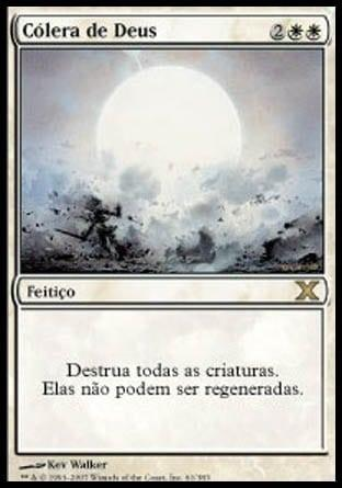 Cólera de Deus / Wrath of God