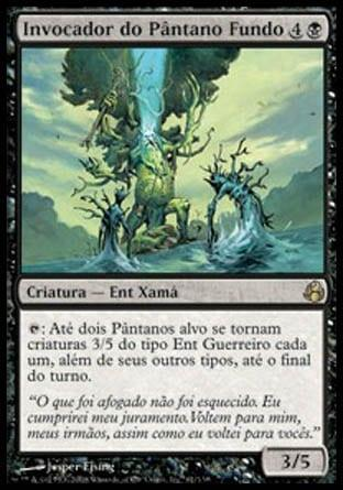 Invocador do Pântano Fundo / Fendeep Summoner