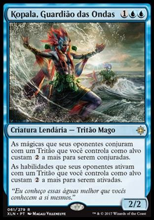 Kopala, Guardião das Ondas / Kopala, Warden of Waves