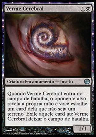 Verme Cerebral / Brain Maggot