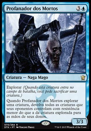Profanador dos Mortos / Profaner of the Dead