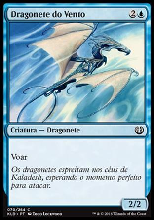 Dragonete do Vento / Wind Drake