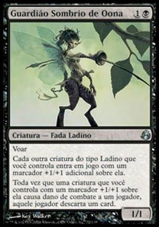 Guardião Sombrio de Oona / Oona's Blackguard