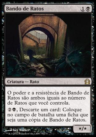 Bando de Ratos / Pack Rat