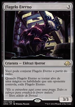 Flagelo Eterno / Eternal Scourge