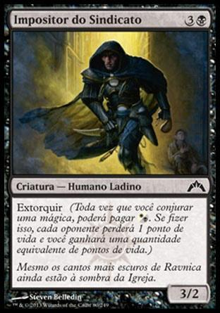 Impositor do Sindicato / Syndicate Enforcer
