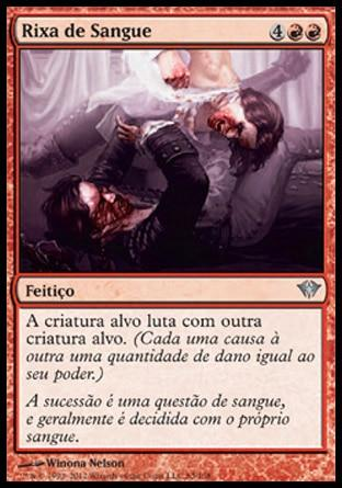 Rixa de Sangue / Blood Feud