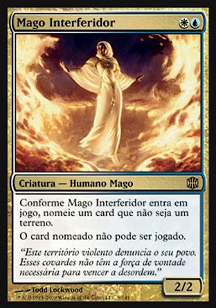 Mago Interferidor / Meddling Mage