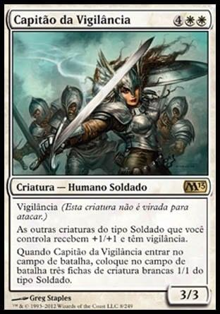 Capitão da Vigilância / Captain of the Watch