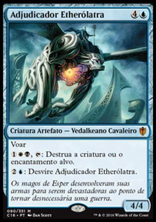 Adjudicador Etherólatra / Ethersworn Adjudicator