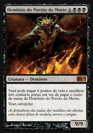 Demônio do Portão da Morte / Demon of Death's Gate