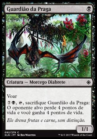 Guardião da Praga / Blight Keeper