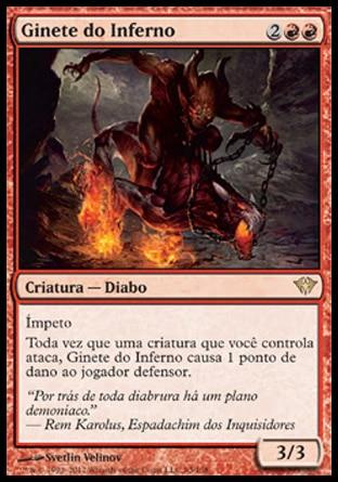 Ginete do Inferno / Hellrider