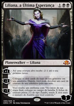 Liliana, a Última Esperança / Liliana, the Last Hope