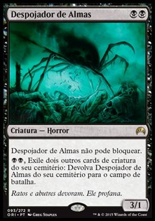 Despojador de Almas / Despoiler of Souls