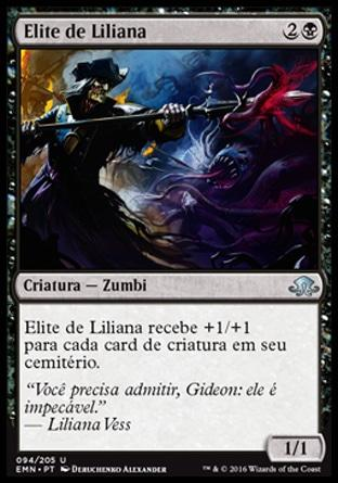 Elite de Liliana / Liliana's Elite