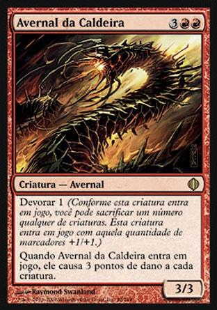 Avernal da Caldeira / Caldera Hellion