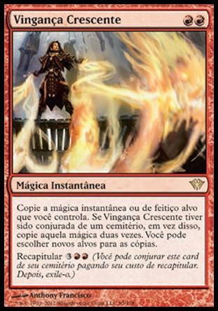 Vingança Crescente / Increasing Vengeance