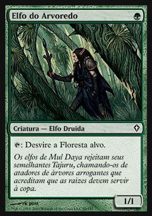 Elfo do Arvoredo / Arbor Elf