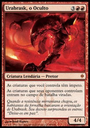 Urabrask, o Oculto / Urabrask the Hidden
