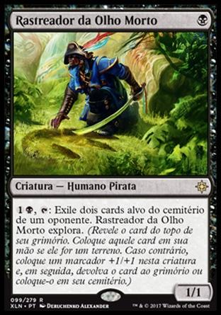 Rastreador da Olho Morto / Deadeye Tracker